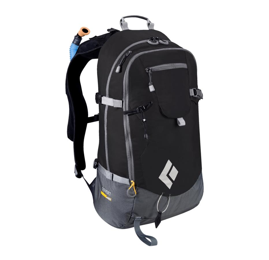 Рюкзак black diamond covert avalung черный кожаный рюкзак саше