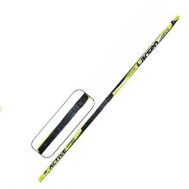 Комплект лыжный Larsen Active 46 ELVA NNN без палок 170-195