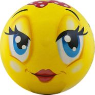 Мяч детский PALMON Funny Faces DS-PP 203