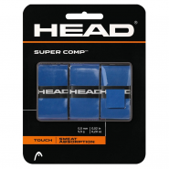 Овергрип Head Super Comp СИНИЙ 285088-BL 0.5 мм 3 шт синий 00007628