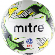 Мяч футбольный Mitre Delta Match EFL Hyperseam BB1100WHK р.5