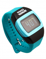 Часы-пульсометр PULSE-WATCH Turquoise-Black MAD WAVE M1406 02 0 16