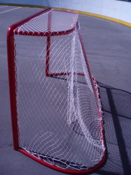 Хоккейная сетка своими руками 153