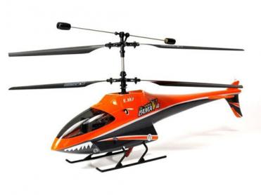 Самая новая модель 300-серии соосных вертолётов ТМ E-SKY.  Соосная схема управления обеспечивает отличную...