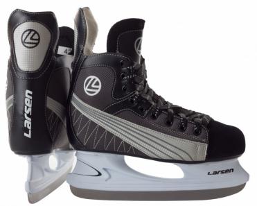 Коньки хоккейные Larsen Tornado