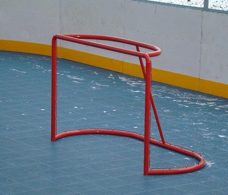 Как сделать ворота для хоккея