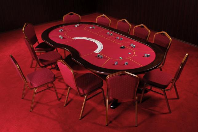 Стол профессиональный на 10 игроков Gamesdealer Classic в магазине GetSport зa 49990 руб.
