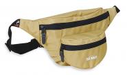 Tatonka.  430руб.  Ультра-лёгкая набедренная сумка.  2 кармана на молниях.