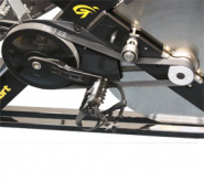...нежели спин-байки других производителей, здесь стоит самая прочная в велоиндустрии каретка BMX с...